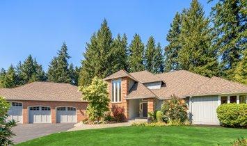 House in Redmond, Washington, United States 1