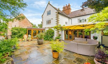 House in Chester, England, United Kingdom 1