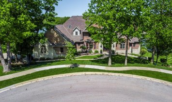 House in Crown Point, Indiana, United States 1
