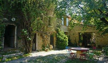 Дом в Пьеррю, Прованс — Альпы — Лазурный Берег, Франция 1