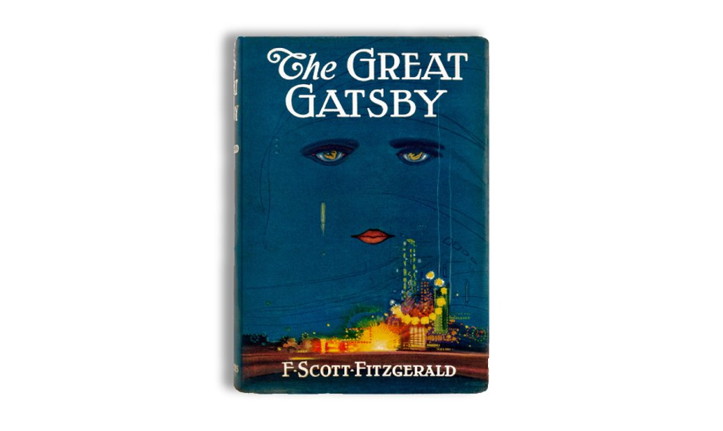 THE GREAT GATSBY, first edition rare book, 1925.