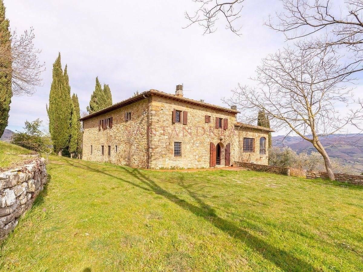 Villa in Pontassieve, Tuscany, Italy 1 - 11392819