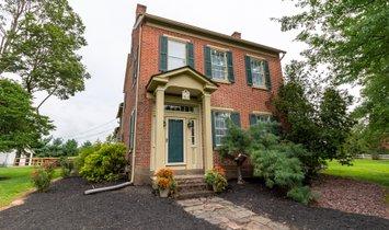 Дом в Манси, Пенсильвания, Соединенные Штаты Америки 1