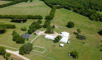 Фермерское ранчо в Вулф Сити, Техас, Соединенные Штаты Америки 1