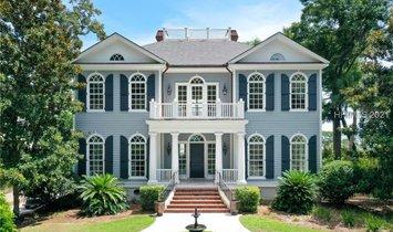 House in Daufuskie Island, South Carolina, United States 1