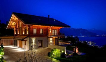 House in Chardonne, Vaud, Switzerland 1
