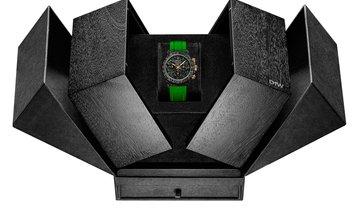 """Rolex DiW NTPT Carbon Daytona """"ALL CARBON LIME"""" (Retail:EUR 46990)"""