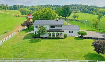 Дом в Кармайклс, Пенсильвания, Соединенные Штаты Америки 1
