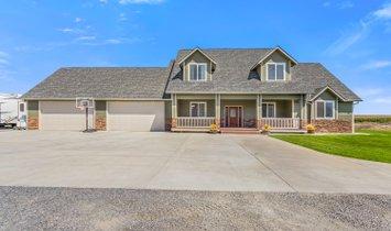House in Moses Lake, Washington, United States 1