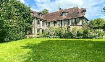 Дом в Вальсме, Нормандия, Франция 1