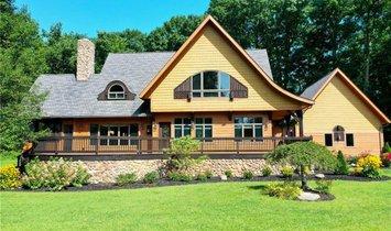 Дом в Фоулер, Огайо, Соединенные Штаты Америки 1