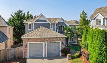 House in Newcastle, Washington, United States 1