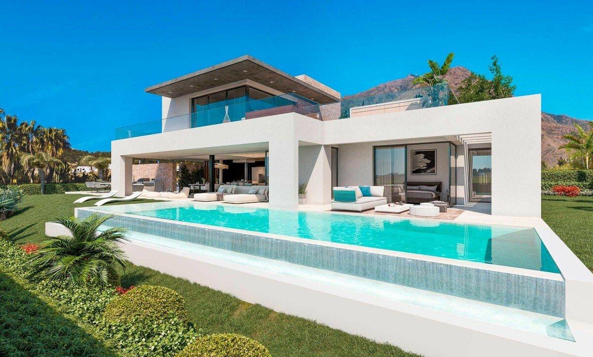 Villa in Estepona, Andalusia, Spain 1 - 10727510