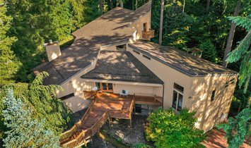 House in Cottage Lake, Washington, United States 1
