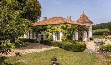 Дом в Марёй ан Перигор, Нувель-Акитэн, Франция 1