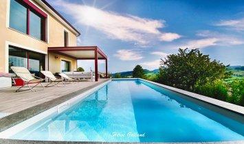 Дом в Берзе-ла-Виль, Бургонь-Франш-Конте, Франция 1