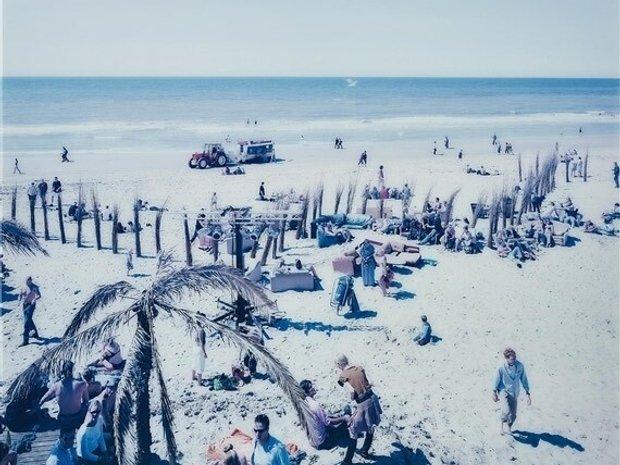 "Massimo Vitali - Spiagge Olandesi ""Bloemendaal"", 2001 (11604705)"