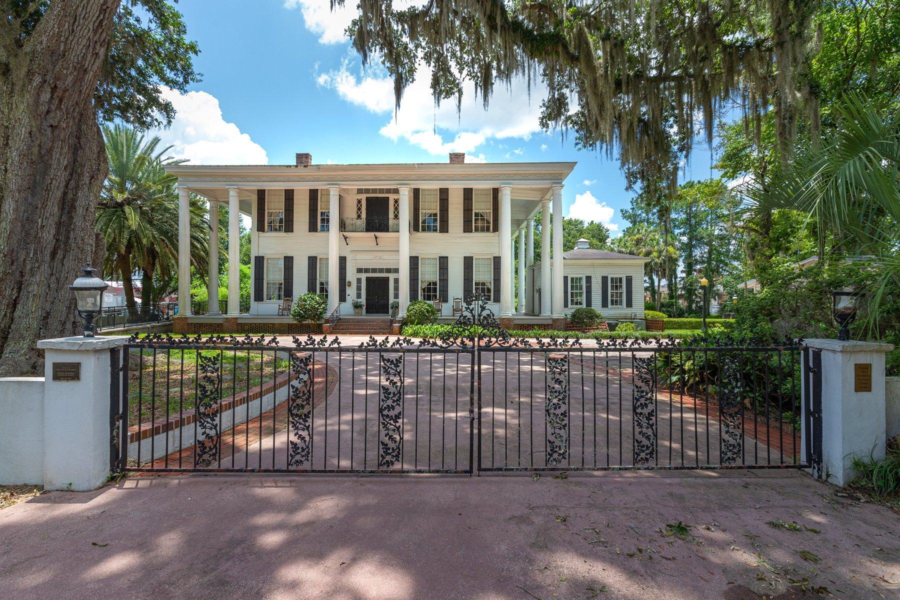 Дом в Мадисон, Флорида, Соединенные Штаты Америки 1 - 11604883