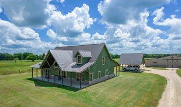 Дом в Купер, Техас, Соединенные Штаты Америки 1