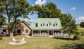 Фермерское ранчо в Эмори, Техас, Соединенные Штаты Америки 1