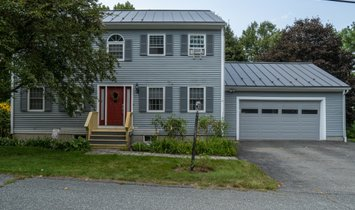 House in Lebanon, New Hampshire, United States 1