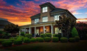 House in Redstone Arsenal, Alabama, United States 1