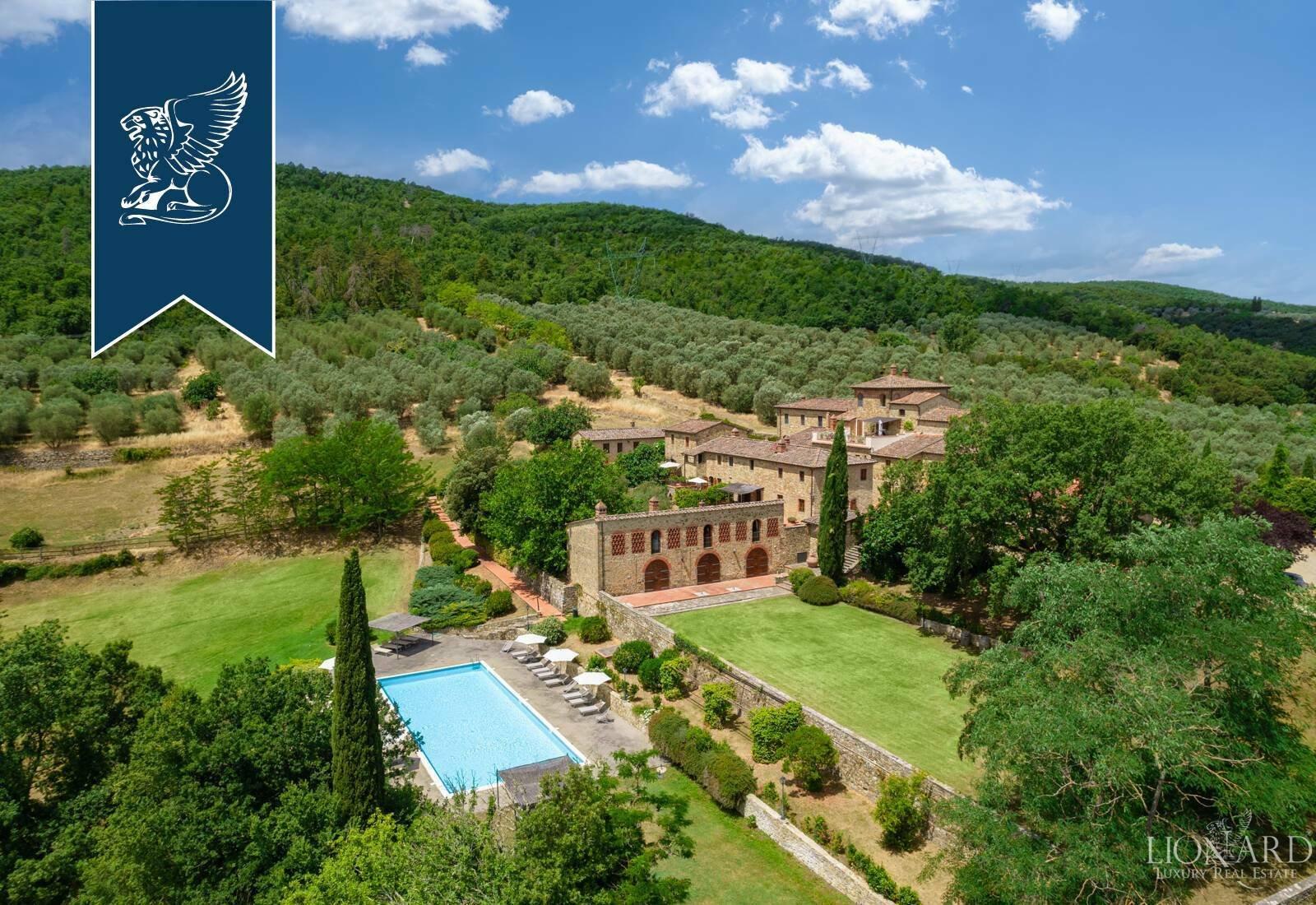 Villa in Cennina, Tuscany, Italy 1 - 11605673