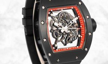 Richard Mille RM 055 Bubba Watson Red Drive