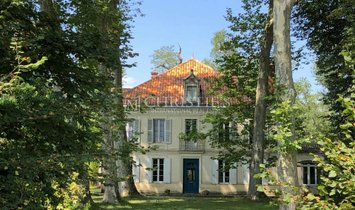 Дом в Сор, Нувель-Акитэн, Франция 1