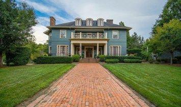 Дом в Спартанберг, Южная Каролина, Соединенные Штаты Америки 1