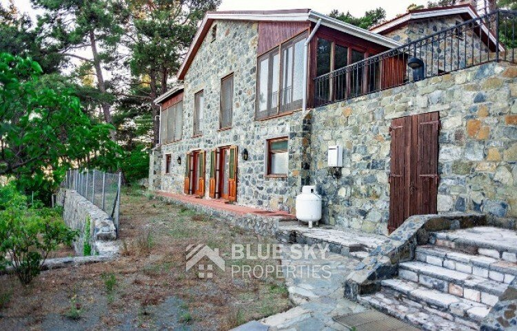 Дом в Платрес, Limassol, Кипр 1 - 11607954