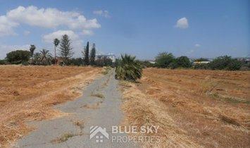 Земля в Лимассол, Limassol, Кипр 1