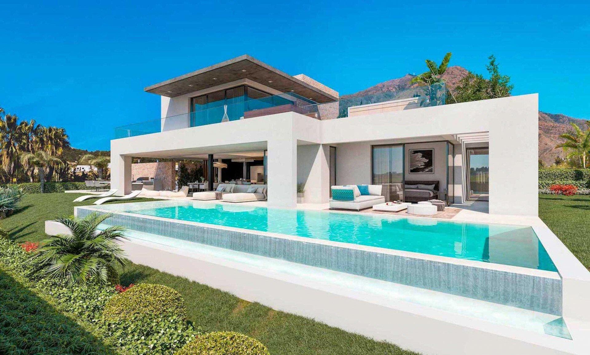 Villa in Estepona, Andalusia, Spain 1 - 10894350