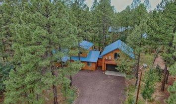 Дом в Макнари, Аризона, Соединенные Штаты Америки 1