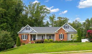 House in Fredericksburg, Virginia, United States 1
