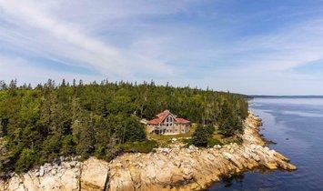 House in Northwest Cove, Nova Scotia, Canada 1