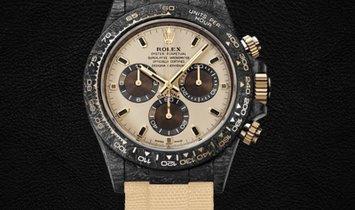 """Rolex DiW Carbon Daytona """"DESERT EAGLE CARBON"""" (Retail:EUR 47990)"""