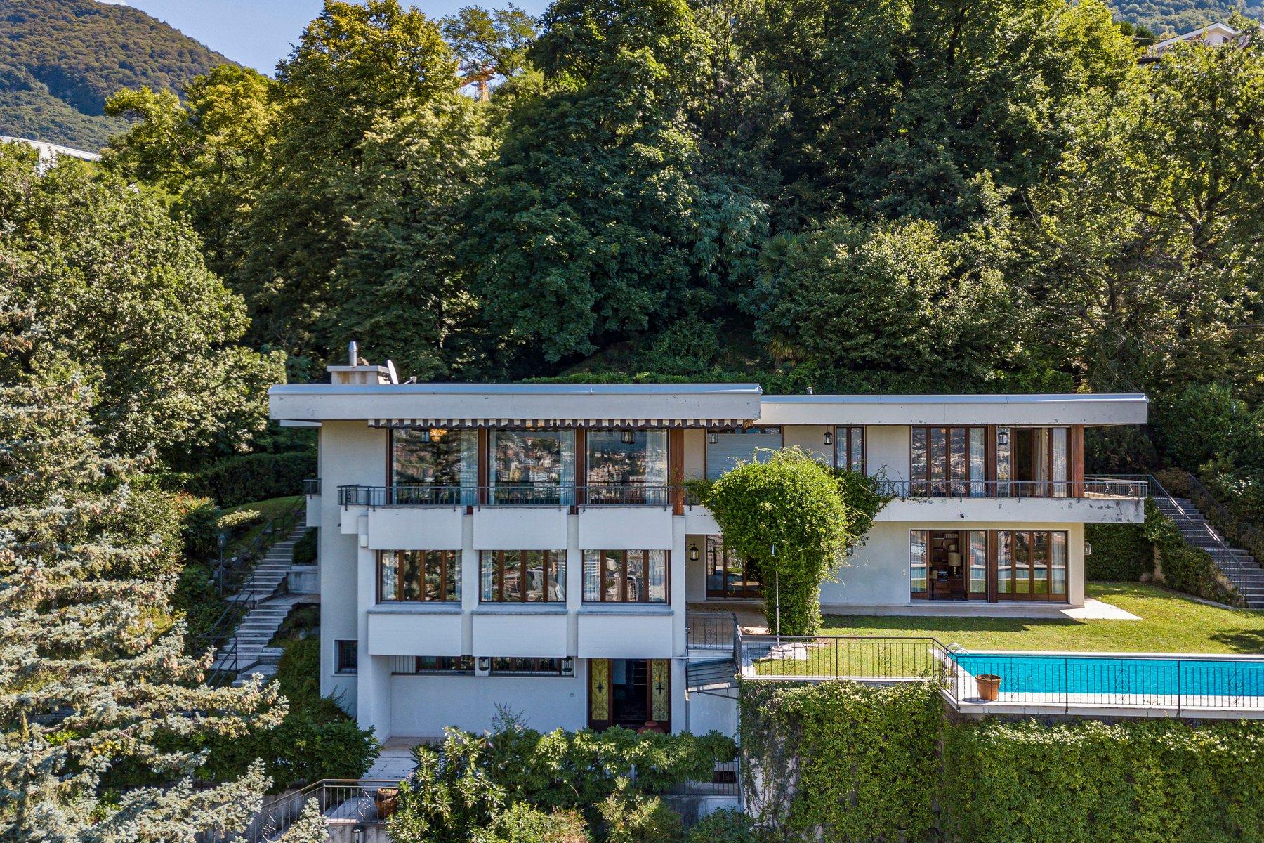 House in Lugano, Ticino, Switzerland 1 - 11033238