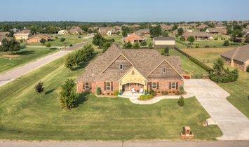 Дом в Нобл, Оклахома, Соединенные Штаты Америки 1