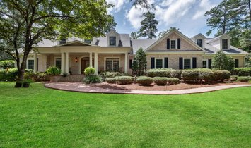 House in Thomasville, Georgia, United States 1
