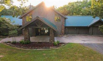 Дом в Халберт, Оклахома, Соединенные Штаты Америки 1