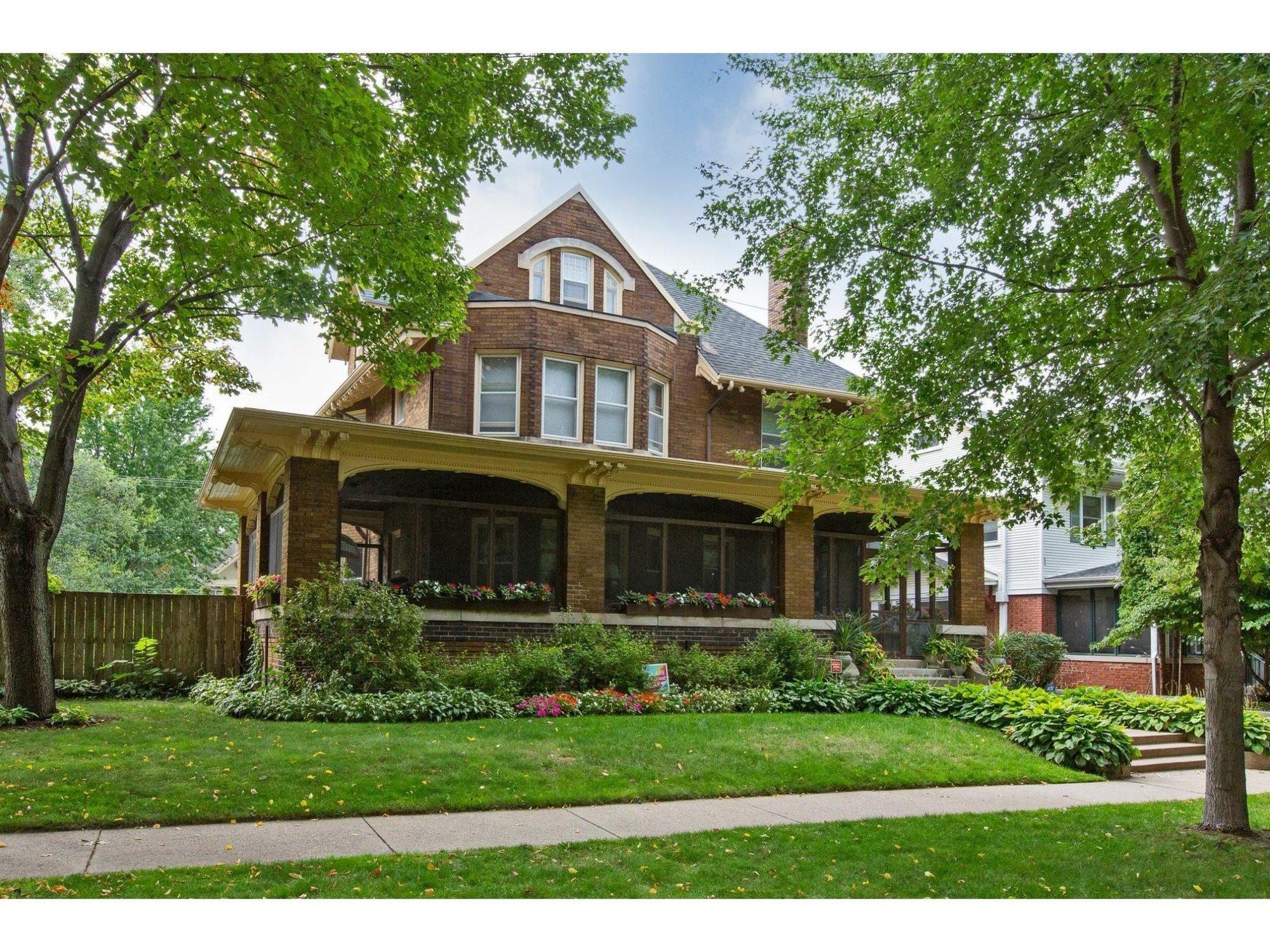 Дом в Saint Paul, Миннесота, Соединенные Штаты Америки 1 - 11613486