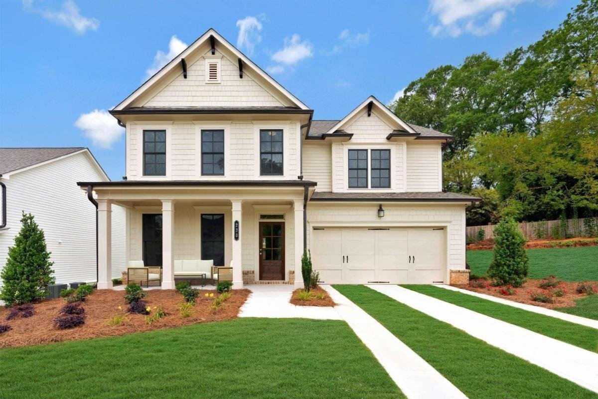 House in Avondale Estates, Georgia, United States 1 - 11546369