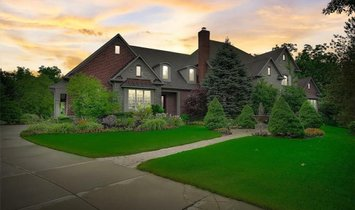 House in Westfield, Indiana, United States 1