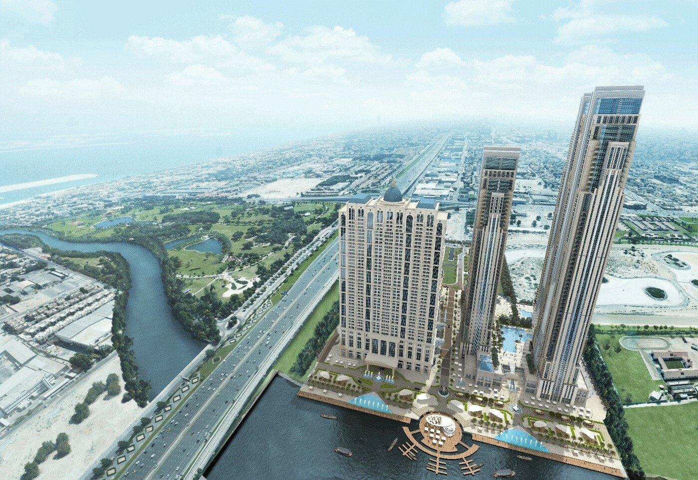 Apartment in Dubai, Dubai, United Arab Emirates 1 - 11561008