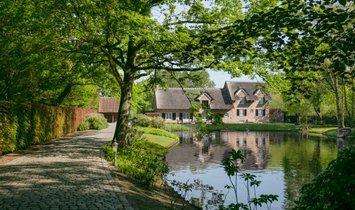 Вилла в Мурбеке, Фламандский регион, Бельгия 1