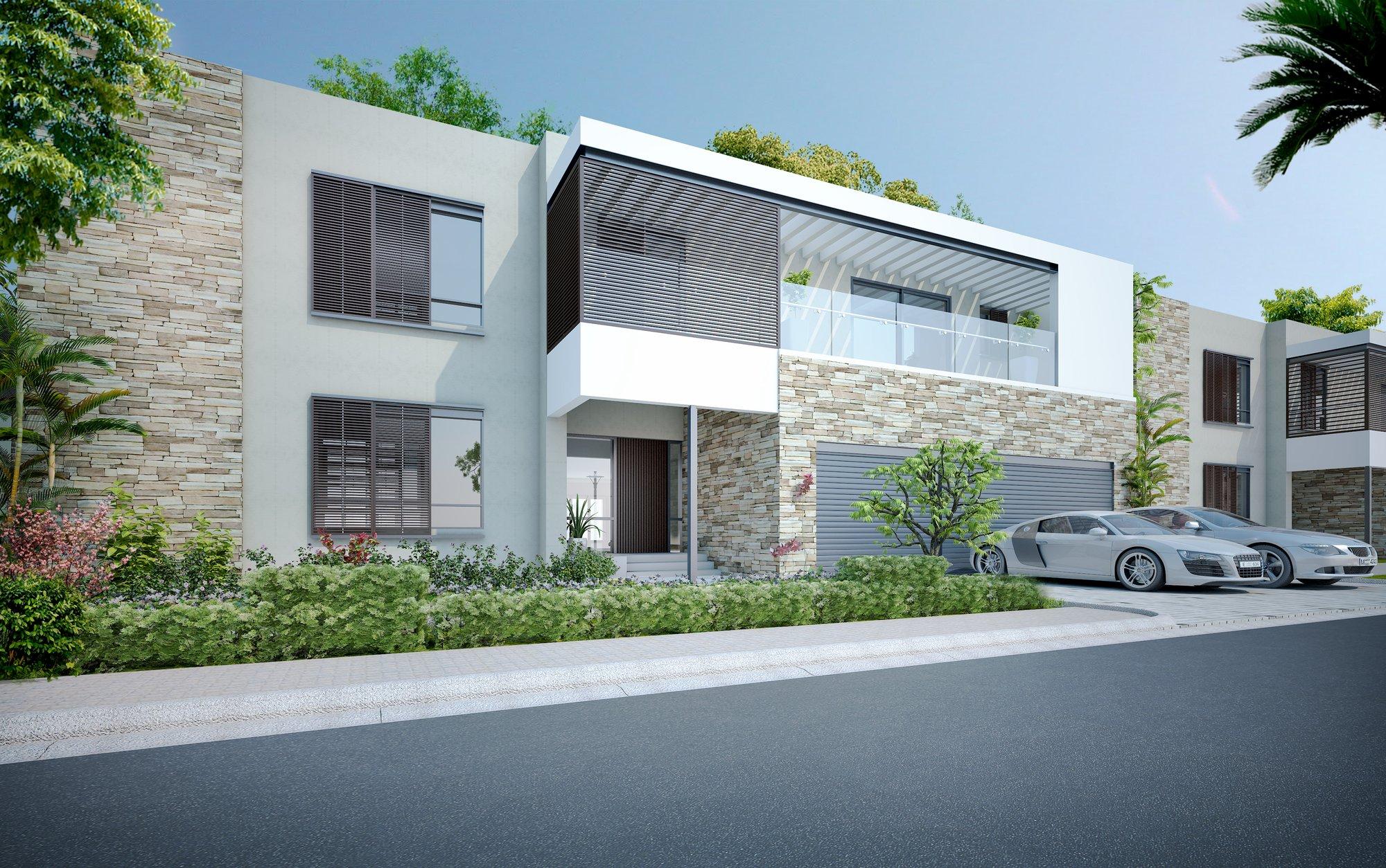 Villa in Dubai, Dubai, United Arab Emirates 1 - 11564829