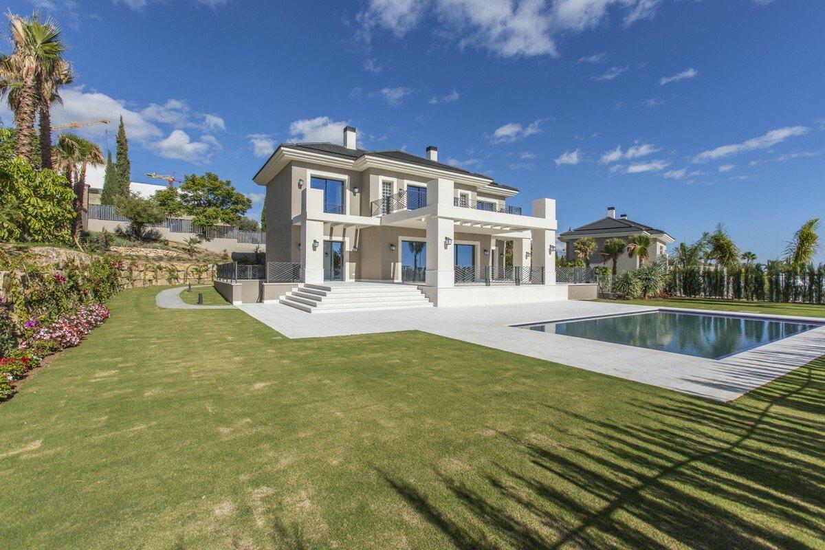 Villa in Benahavís, Andalusia, Spain 1 - 11615456