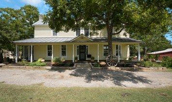 Дом в Сентер Пойнт, Техас, Соединенные Штаты Америки 1