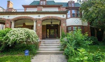 Дом в Детройт, Мичиган, Соединенные Штаты Америки 1